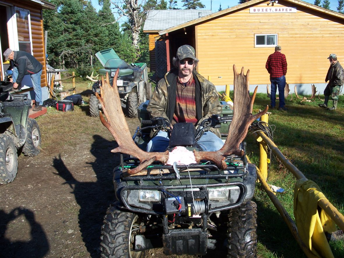 Hinterland Outfitters Moose Hunts Newfoundland
